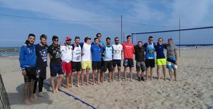 Beach Service pořádal letošní první soustředění v Itálii