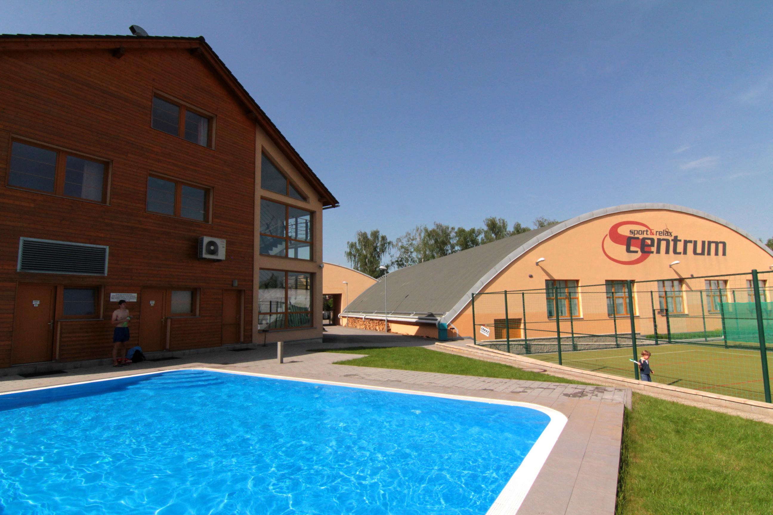 Sport & relax centrum Benešov