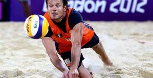 Nummerdor jako beach volejbalová ikona nejen v Nizozemí