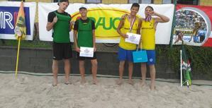 Červencové akce českého beach volejbalu