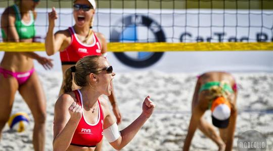 Světová beachvolejbalová špička bude hrát opět v Praze