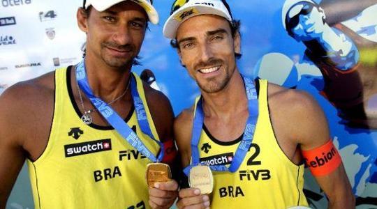 Brazilské legendy Ricardo a Emanuel opět hrají spolu