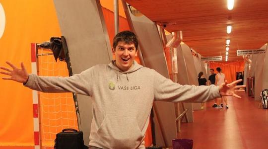 Jakub Hojer: Nové kurty na beachvolejbal vPraze se nám hodí