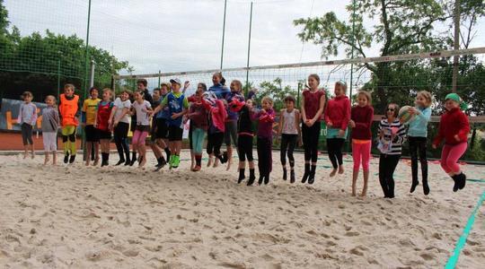 Klubový den 30.5. a otevření nového areálu plážového volejbalu Sport Vítkov