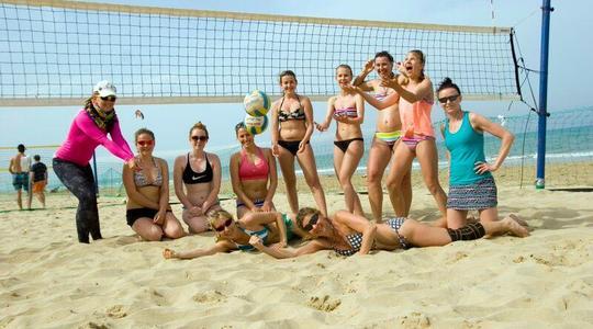 Letní turnaje plážového volejbalu sBeach Service