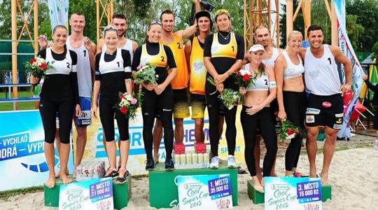 O víkendu proběhl v Praze prestižní turnaj Staropramen Cool Super Cup