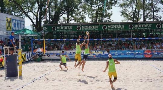 Beach Service začal spolupracovat se špičkovým beachvolejbalovým párem Jan Dumek-Robert Kufa