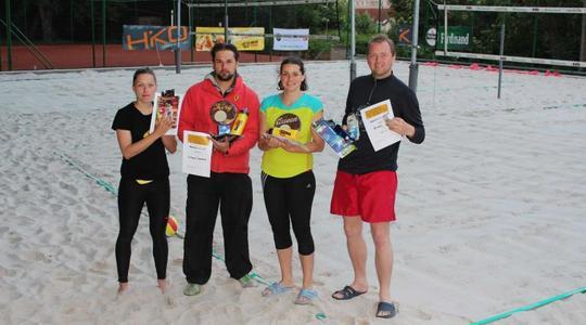 Beach Service Tour – celoroční série turnajů v plážovém volejbalu