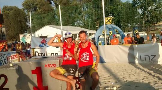 Čeští hráči přivezli z rakouského Lince hned 3 medaile