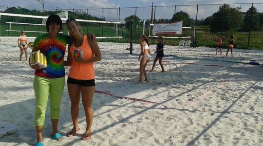 Turnajový víkend s Beach Service