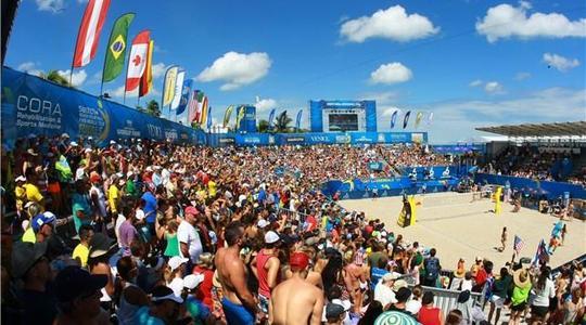 Finále FIVB Tour: Rekordních 100 tisíc dolarů si z Floridy odvezli Brazilci
