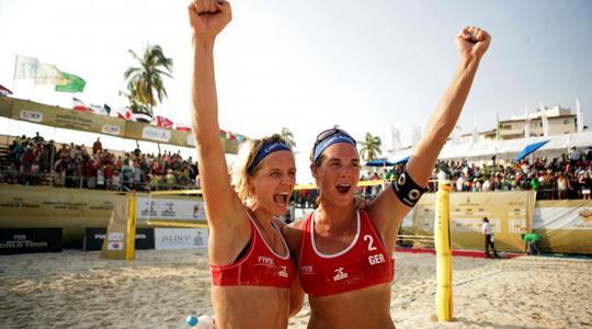 Mexiko: Vítězství patří Američanům a Němkám. Gálová s Olivovou si zahrály hlavní soutěž