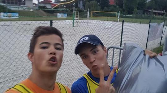 Václav Berčík s Filipem Šťastným vyhráli Letní pohár