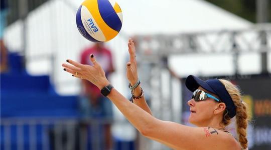 Kerri Walsh má novou spoluhráčku na olympiádu