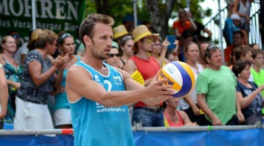 Práce pro rozvoj českého beachvolejbalu