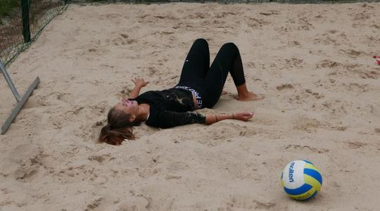 Způsoby trénování mimo písek