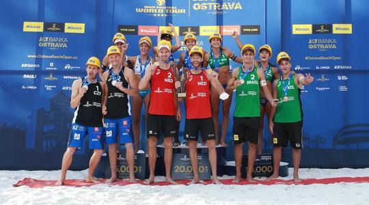 Ohlédnutí za Ostrava Beach Open 2021