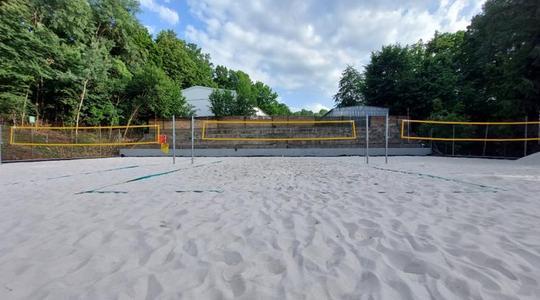 Otevíráme Beach Volejbal v Nedvězí