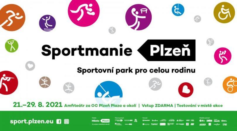 Sportmanie v Plzni